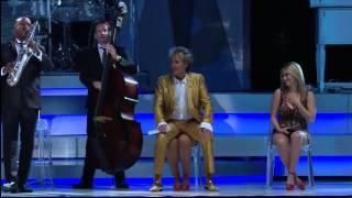 getlinkyoutube.com-Rod Stewart   Don't Want To Talk About It (Live)