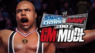 WWE Smackdown vs Raw 2007 - GM MODE -