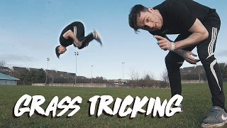 VISITING MY OLD TRICKING SPOTS!!