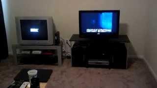 getlinkyoutube.com-New Game Room TV Set Up - CRT & LCD