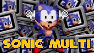getlinkyoutube.com-Sonic Multi - Walkthrough