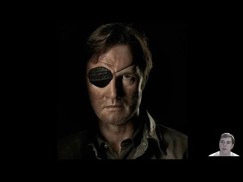 The Walking Dead TV Series Season 4 - The Governor Tribute!