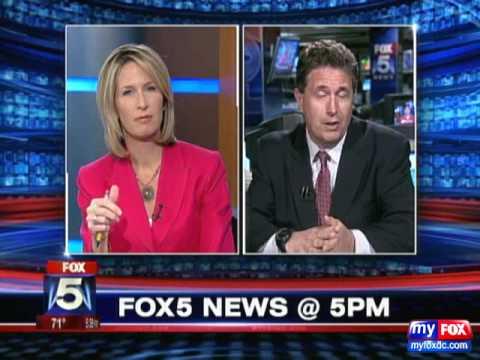 Caught on Tape: Suspect Captured FOX 5 News WTTG-TV