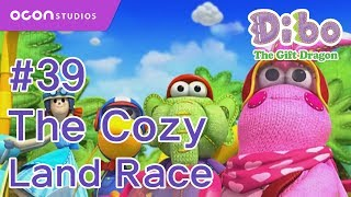 [OCON] Dibo the Gift Dragon _Ep39 The Cozy Land Race( Eng dub)