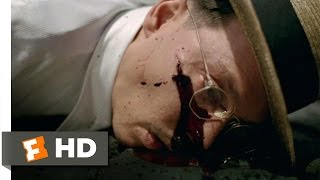 getlinkyoutube.com-Gunned Down - Public Enemies (10/10) Movie CLIP (2009) HD