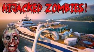 getlinkyoutube.com-BLACK OPS 2 HIJACKED ZOMBIES LIVE!▐ CoD World at War Custom Zombies Map/Mod
