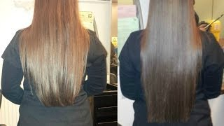 getlinkyoutube.com-HOW TO GROW 2-4 INCHES OF YOUR HAIR IN A WEEK! | EVIN Yalcin ♥