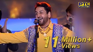 getlinkyoutube.com-Gurdas Maan I Live Performance I PTC Punjabi Music Awards 2014