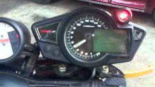 Turbo Kriss SOHC 110 , 2011  LC  Edition .