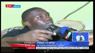 KTN Leo: Tukio la Penzi la wizi katika mtaa wa Pipiline - Embakasi, Septemba 28 2016