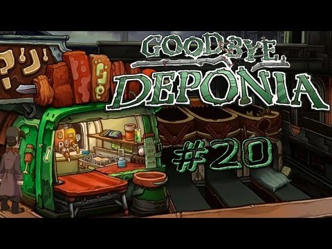 Let's Play - Goodbye Deponia #20 - Bioklonerei