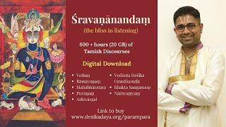 getlinkyoutube.com-Part 1 - 'Ramanuja Vaibhavam' - Upanyasam in Tamil by Sri.Dushyanth Sridhar