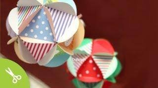 getlinkyoutube.com-Bola Scrapbook ~ carta + detalle + dulces [ original, diferente y creativo] - San Valentin