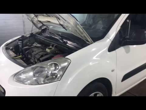 Peugeot Partner (Замена гидрокомпенсаторов)