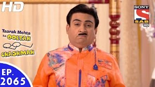 getlinkyoutube.com-Taarak Mehta Ka Ooltah Chashmah - तारक मेहता - Episode 2065 - 4th November, 2016