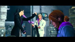 getlinkyoutube.com-Saints Row 3 - Pierce goes through Kinzie's room and is SHOCKED at what he finds!