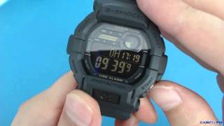getlinkyoutube.com-Casio G-Shock GD-350-1BER
