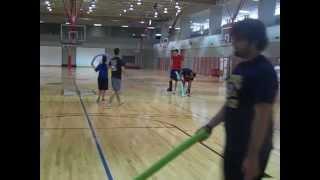 getlinkyoutube.com-Hula Hoop & Noodle Games for Elementary PE