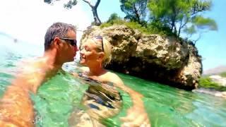 getlinkyoutube.com-Beautiful Makarska 2016 GoPro Hero4 Croatia