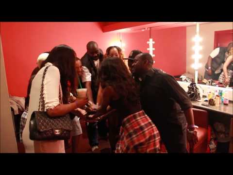 CEO Dancers Live  @CEOdancers - Part 1/3 - U Got Jokes - O2 INDIGO (AFRICAX5)