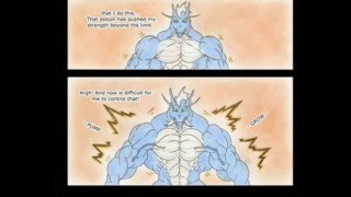 muscle growth comic 5