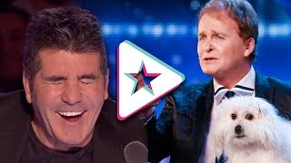 getlinkyoutube.com-Top 10 funny performances Got Talent