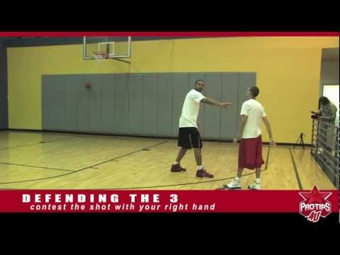 Basketball Tips: How to defend the 3 with Jared Dudley