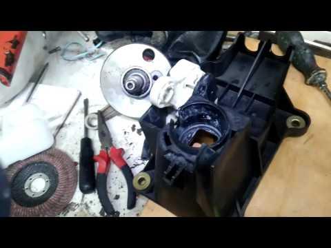 Opel VectraB, ZafiraA  Ремонт кулисы МКПП