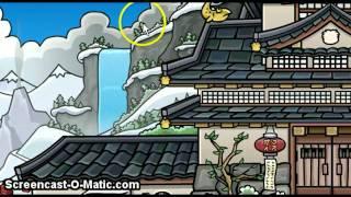 getlinkyoutube.com-club penguin how to get in the ninja hideout