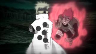 getlinkyoutube.com-Guy 8 Gates Vs Madara [Naruto AMV] - Radioactive