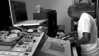 Jermaine dupri - Living the life (studio time)