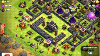 getlinkyoutube.com-Clash of Clans: The Troll is REAL