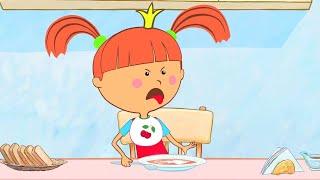 getlinkyoutube.com-Жила-была Царевна - Про еду - Серия 6 - Веселые развивающие и обучающие мультики