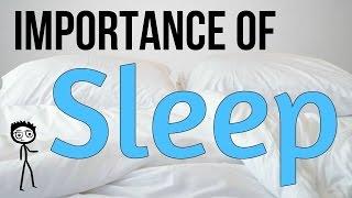 The Importance of Sleep: 8 Scientific Health Benefits of Sleep + Sleeping Tips