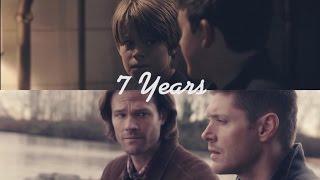 getlinkyoutube.com-Supernatural || 7 Years