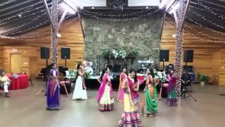 getlinkyoutube.com-Wedding Dance - Indian Style