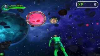 Green Lantern Emerald Adventures Unity Game