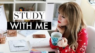 Study With Me ♡ Real Time Motivational Study Session