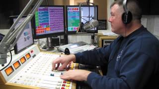 getlinkyoutube.com-Ron Sedaille on 102.9 WDRC FM - VIDEO AIRCHECK February 9, 2013 - THE BLIZZARD SHOW!