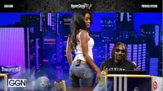 Snoop Dogg - GGN S. 3 Ep.16 (Curren$y, Models & Blowfly)