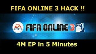 getlinkyoutube.com-4M EP in 5 Minutes Hack (100% Working) | Fifa Online 3 Upgrade Trick