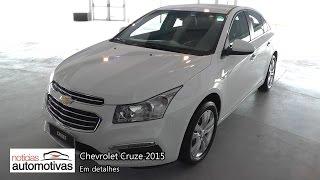 getlinkyoutube.com-Chevrolet Cruze 2015 - Detalhes - NoticiasAutomotivas.com.br