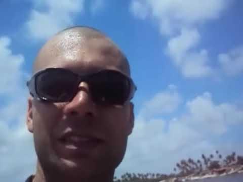 Travessia entre as praias de Acaú-PB e Carne de Vaca-PE