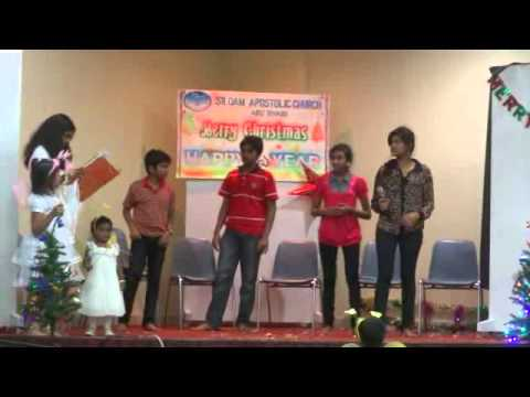 Tamil Christian Children Skit