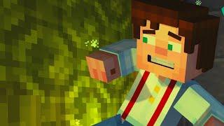 "getlinkyoutube.com-Minecraft Story Mode - EPISODE 6 - RELEASE DATE! ""A Portal To Mystery"""