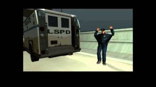 getlinkyoutube.com-GTA III: Liberty City Reloaded - Pt.1 | Intro Give me Liberty City - GTA San Andreas Dyom