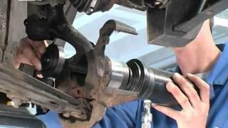 getlinkyoutube.com-0040-31 D, KL-0174..Series, KL-0042-91 K  Wheel Bearing replacement