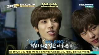 getlinkyoutube.com-[ENG-SUB] 160121 MBC INFINITE Showtime Ep. 7 (Part 2 of 2)