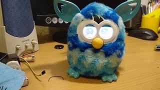 getlinkyoutube.com-Разборка, ремонт, сборка Фёрби Бум Repair Furby Boom