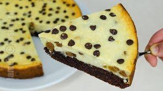 getlinkyoutube.com-Pasca cu ciocolata si branza - JamilaCuisine